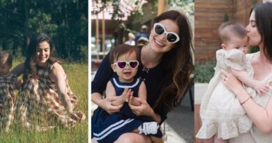 TWINNING Moments From Anne Curtis And Daughter Dahlia Amélie