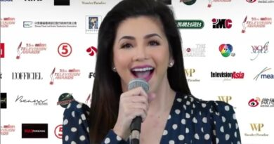 Regine Velasquez Is Performing At The 25th Asian Television Awards
