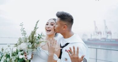 Rocco Nacino And Melissa Gohing Are Married