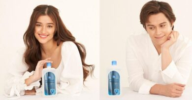 Liza Soberano & Enrique Gil Launch HKT Essentials