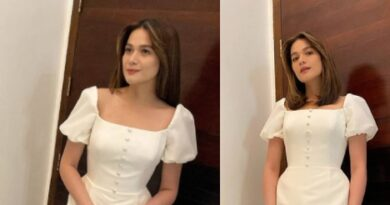 Bea Alonzo In Popo Go White Dress