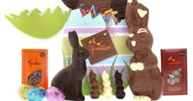 Jacques Torres' Easter Chocolates