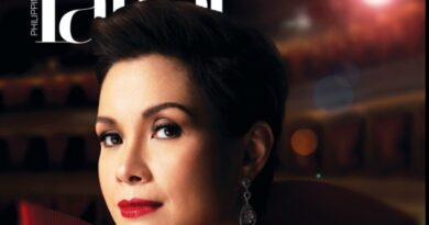 Lea Salonga For Tatler Philippines
