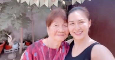 WATCH: Sweet Moments Of Marian Rivera & Her Grandmother
