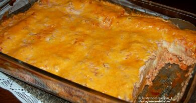 Chicken & Cream Cheese Enchiladas