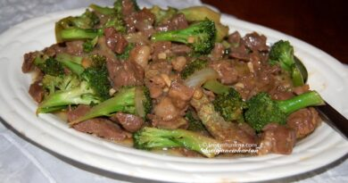 Hoisin Beef & Broccoli Stir-Fry