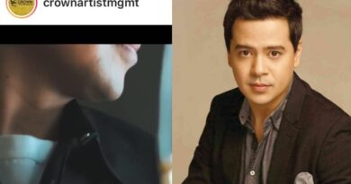Did John Lloyd Cruz Sign Under Maja Salvador's Crown Artist Management?
