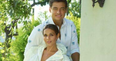 Iza Calzado & Ben Wintle For Tatler Philippines
