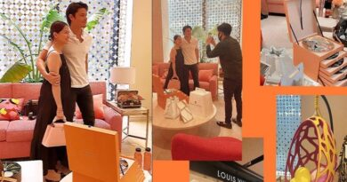 Louis Vuitton PH Hosted A Private Viewing For Dingdong Dantes & Marian Rivera